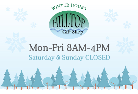 HILLTOP Winter Hours