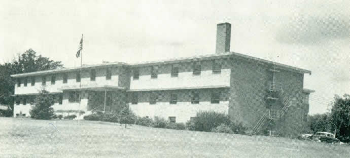 Original RMC hospital building